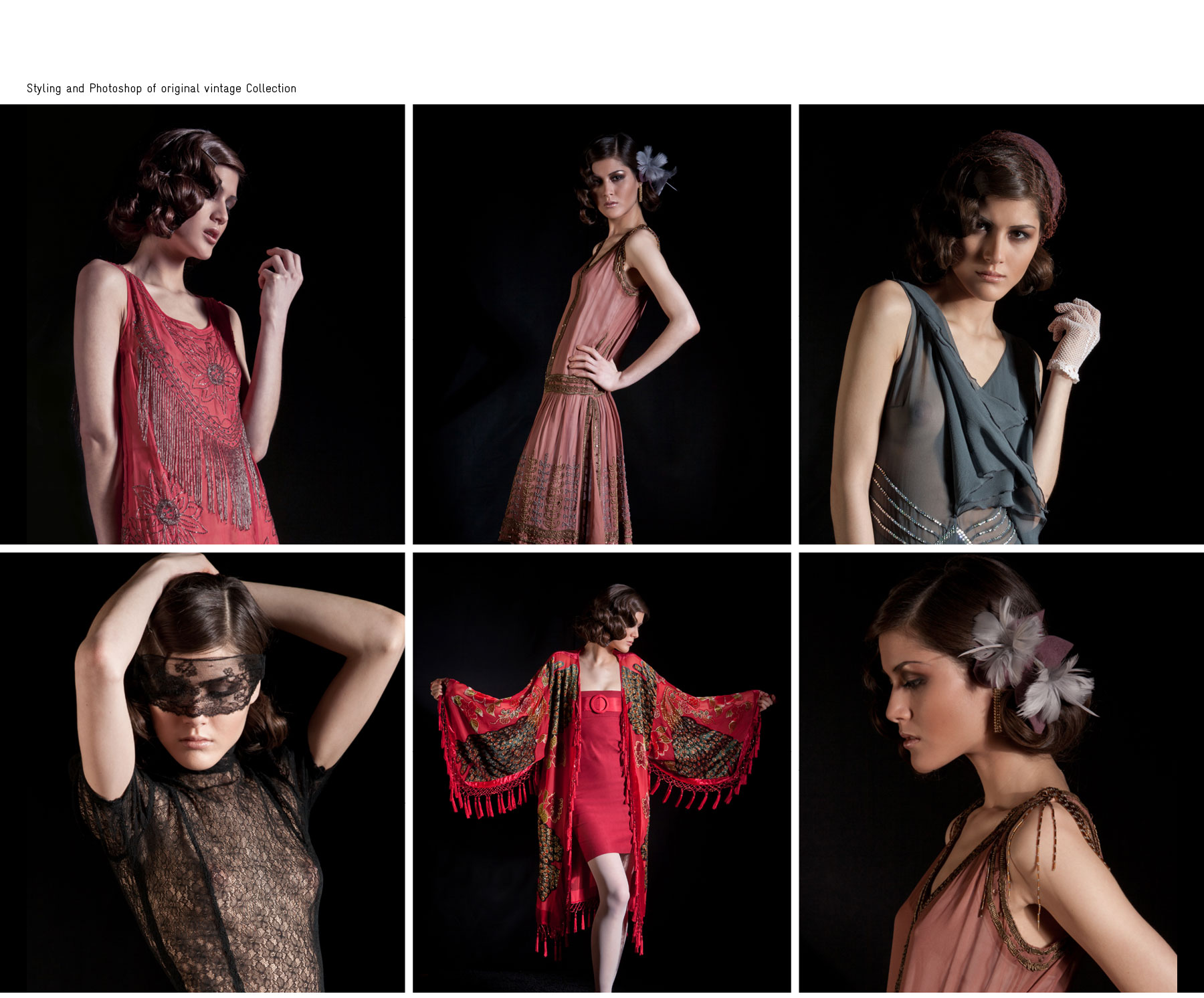 Moga Vintage Boutique - 20s fashion